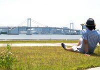 豊洲ぐるり公園、見どころと注意点をチェック!レインボーブリッジと湾岸の景色が素晴らしい