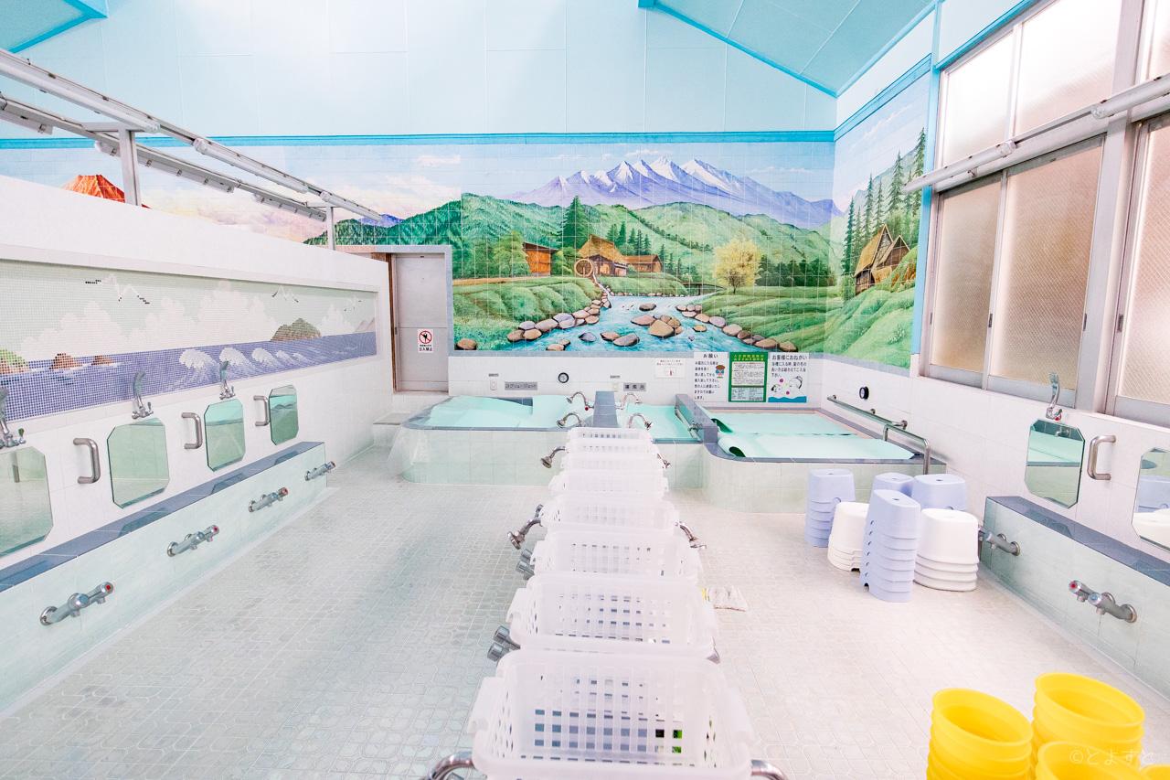 豊洲には銭湯が2つあった!?「白山湯」と江東区のお店メディア「ことみせ」と3人で風呂端会議