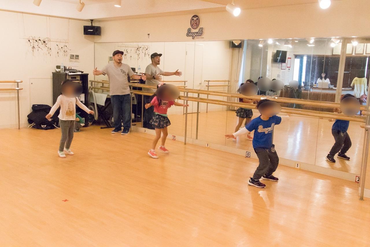 豊洲シーガルダンススタジオ
