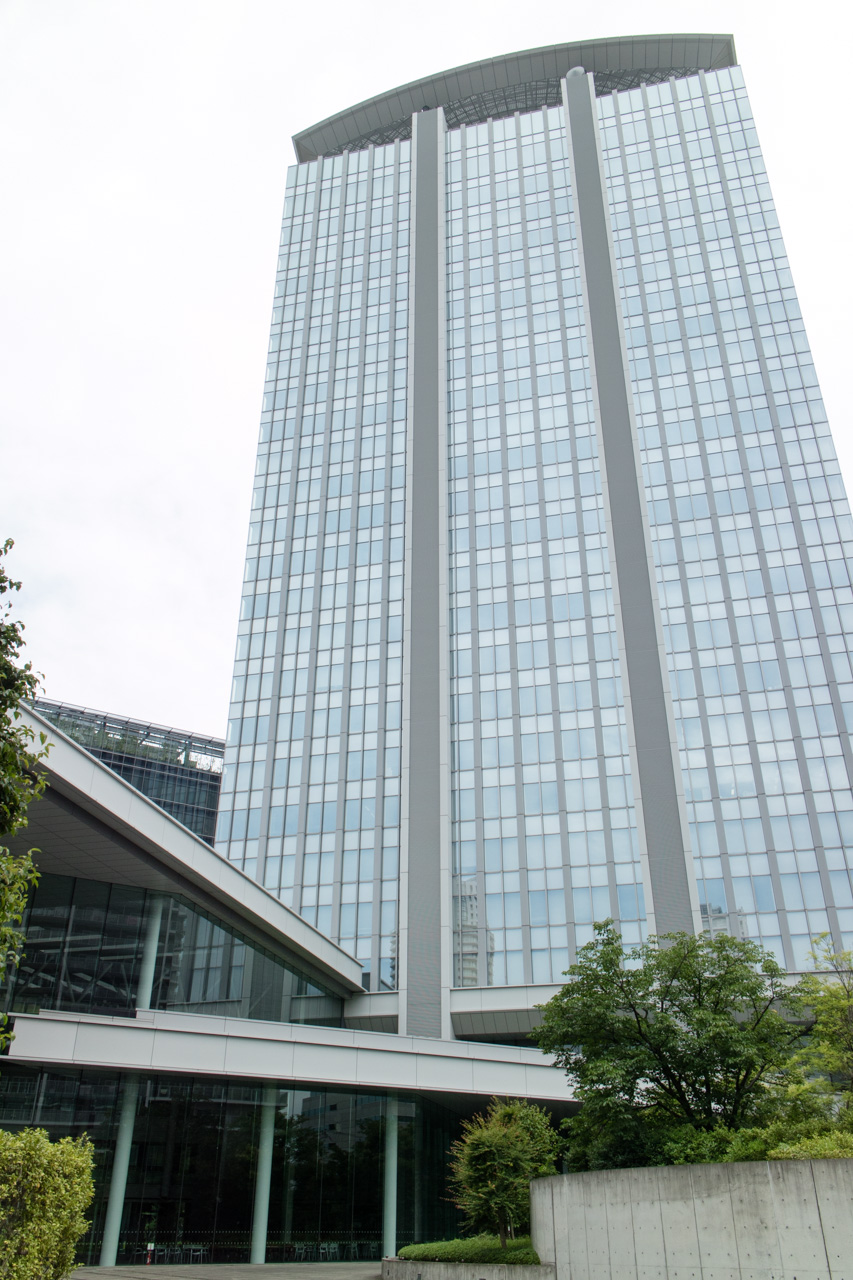 豊洲IHIビル1階の「i-muse(アイミューズ) IHIものづくり館」