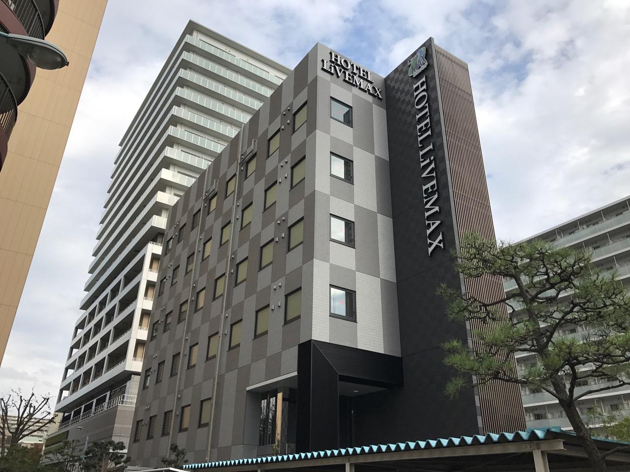 ホテル「リブ・マックス豊洲駅前」がオープンしました!初日の宿泊状況は?