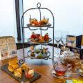 三井ガーデンホテル豊洲ベイサイドクロスでアフタヌーンティー始まる!THE PENTHOUSE with weekend terraceで楽しむスイーツと紅茶、そして贅沢な時間