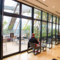 豊洲シビックセンターに眺め最高の図書館。電源・Wi-Fiあり&テラス席も